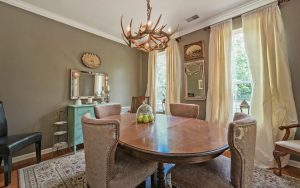 Dining Room of 16 Willow Court